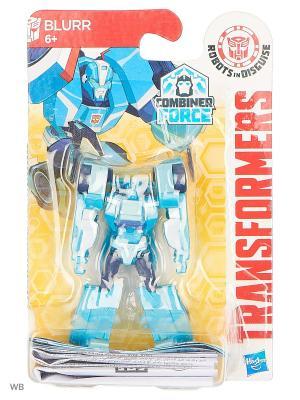 Трансформеры: роботы под прикрытием: Легион Hasbro. Цвет: лазурный, морская волна