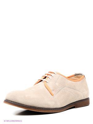 Туфли Bagira. Цвет: серый