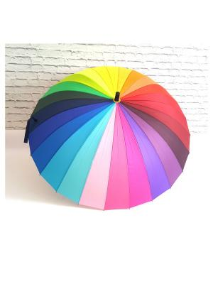 Зонт NeKi. Цвет: темно-синий, малиновый, светло-оранжевый