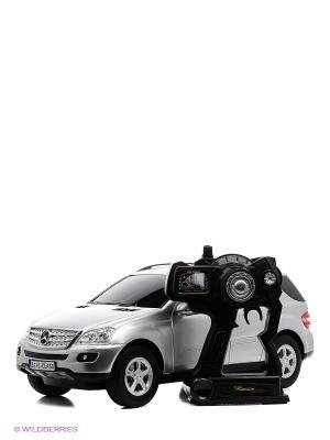 Машина Mercedes-benz ml-class RASTAR. Цвет: серебристый