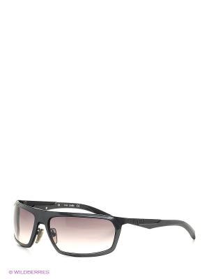 Солнцезащитные очки RH 722 02 Zerorh. Цвет: черный