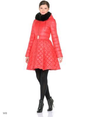 Пальто Престиж-Р. Цвет: темно-красный