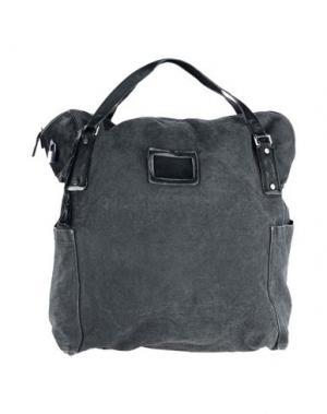 Дорожная сумка DSQUARED2. Цвет: стальной серый