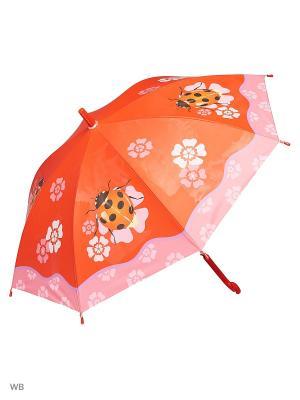 Зонт Modis. Цвет: красный
