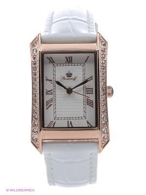 Часы наручные Romanoff. Цвет: белый