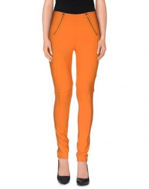 Повседневные брюки INTROPIA. Цвет: оранжевый