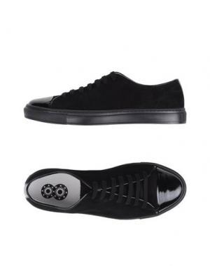 Низкие кеды и кроссовки 8. Цвет: черный
