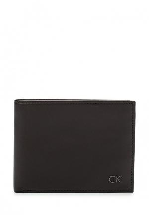 Портмоне Calvin Klein Jeans. Цвет: коричневый