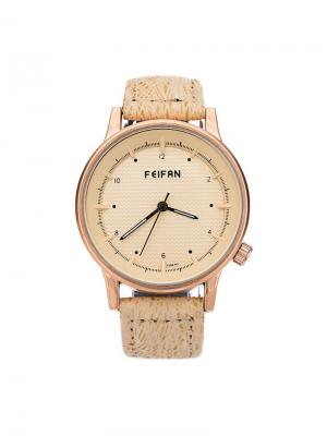 Часы наручные Feifan. Серия Oriko Feifan. Цвет: кремовый