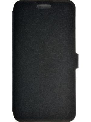 Чехол-книжка для Alcatel 5015D POP3 PRIME book. Цвет: черный