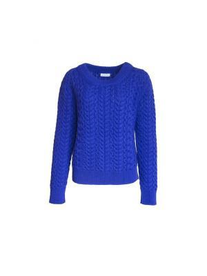 Джемпер Cozyme Wooly's. Цвет: синий