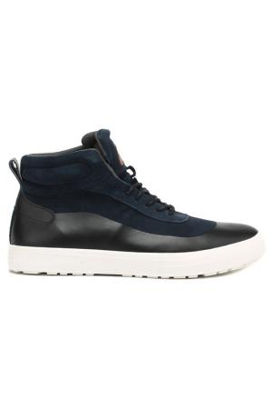 Ботинки Dino Ricci Trend. Цвет: синий,черный