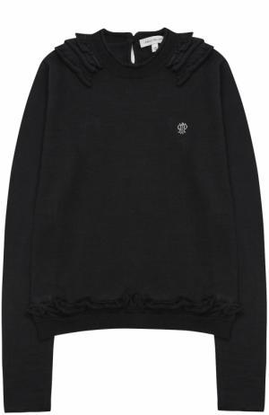 Пуловер джерси I Pinco Pallino. Цвет: синий