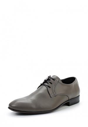 Туфли Tamboga. Цвет: серый