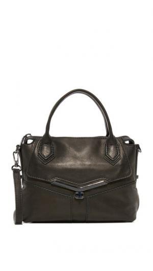Миниатюрная сумка-портфель Valenina Botkier
