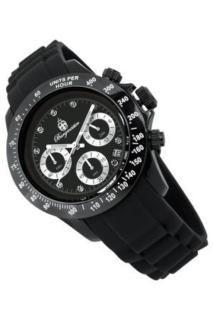 Quartz watch Burgmeister. Цвет: black