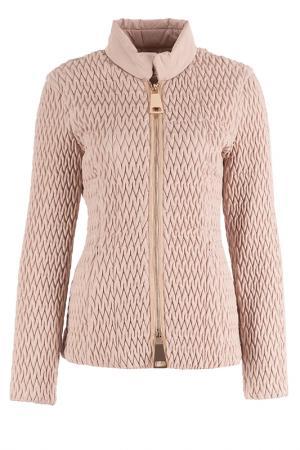 Куртка Emporio Armani. Цвет: бежевый