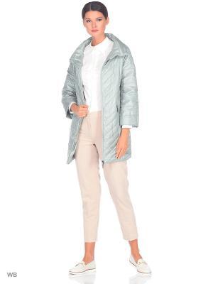 Куртка WINTERRA. Цвет: салатовый