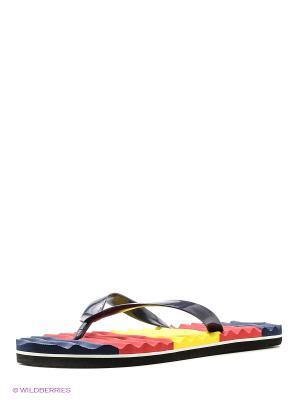 Пантолеты LAMALIBOO. Цвет: красный