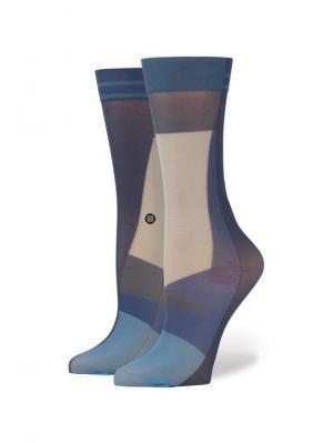 Носки ж RESERVE WOMENS SIMMONS (SS16) Stance. Цвет: светло-голубой