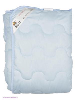 Одеяло Евро BegAl. Цвет: голубой