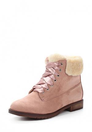 Ботинки Marquiiz. Цвет: розовый