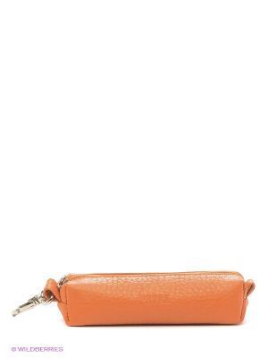 Ключница Petek. Цвет: оранжевый