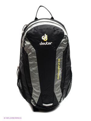 Рюкзак Deuter. Цвет: черный, серый