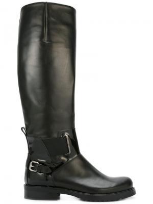 Buckled boots Loriblu. Цвет: чёрный