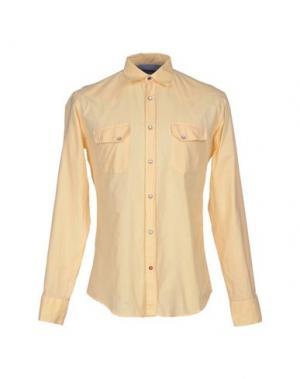 Pубашка MACCHIA J. Цвет: желтый