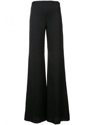 Flared trousers Vionnet. Цвет: чёрный