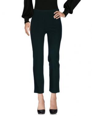 Повседневные брюки ALMERIA. Цвет: зеленый