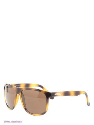 Солнцезащитные очки IS 06-015 07P Enni Marco. Цвет: коричневый, желтый