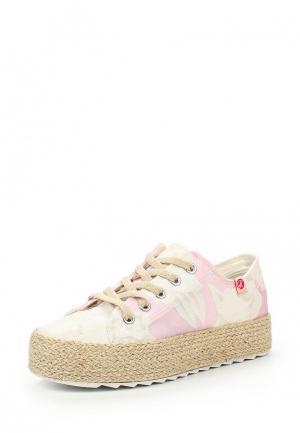 Ботинки Kylie. Цвет: разноцветный