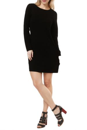 Платье ESISTO. Цвет: черный