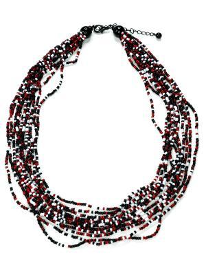 Ожерелье Bohemia Style. Цвет: черный