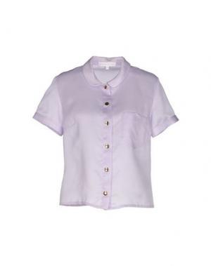Pубашка ALEXANDER TEREKHOV. Цвет: сиреневый