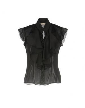 Pубашка BDBA. Цвет: черный