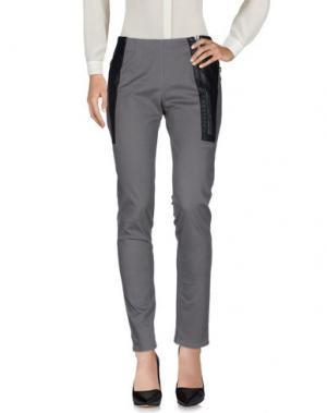 Повседневные брюки DIRK BIKKEMBERGS. Цвет: серый