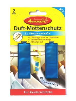 Душистая подвеска с гелем для защиты от моли, 2 шт. Aeroxon. Цвет: красный, желтый