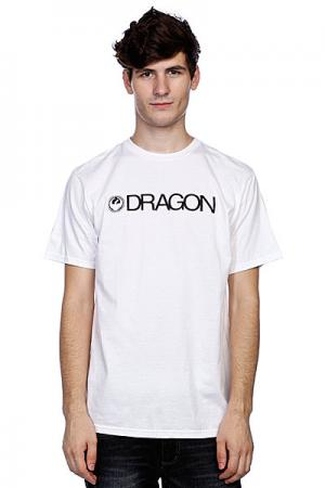 Футболка  Trademark White Dragon. Цвет: белый