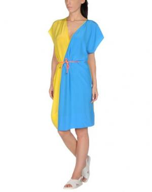 Пляжное платье ROKSANDA. Цвет: желтый