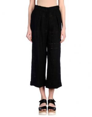 Повседневные брюки PAS DU TOUT. Цвет: черный