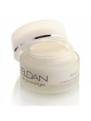 Обновляющий крем aha 6% ELDAN cosmetics. Цвет: белый
