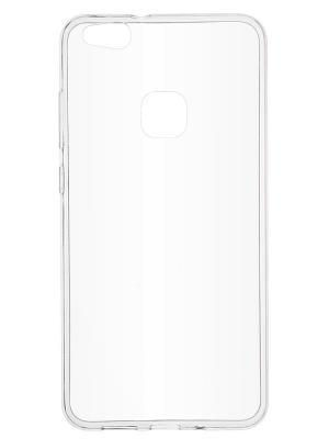 Накладка skinBOX slim silicone для Huawei P10 Lite. Цвет: прозрачный