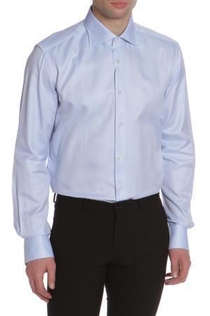 Рубашка Pal Zileri. Цвет: голубой
