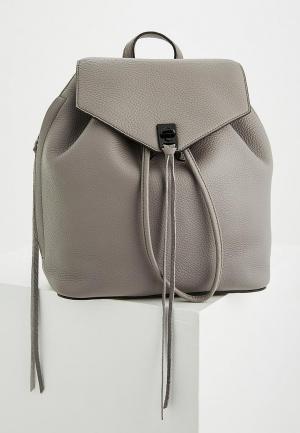 Рюкзак Rebecca Minkoff. Цвет: серый