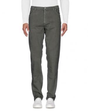 Джинсовые брюки MORRIS. Цвет: серый