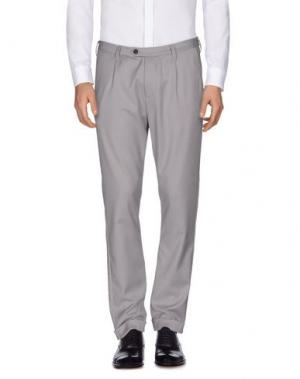 Повседневные брюки GUYA G.. Цвет: серый