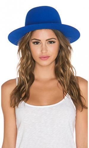 Шляпа sesam Etudes. Цвет: королевский синий